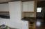back wall kitchen