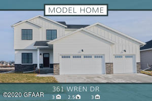 361 WREN Drive, GRAND FORKS, ND 58201