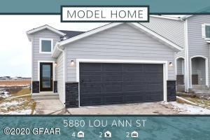 5880 LOU ANN Street, GRAND FORKS, ND 58201