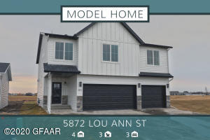 5872 LOU ANN Street S, GRAND FORKS, ND 58201