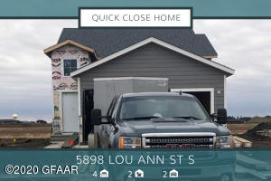 5898 LOU ANN Street, GRAND FORKS, ND 58201