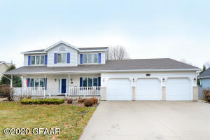 3549 NORKOTA CT, GRAND FORKS, ND 58201