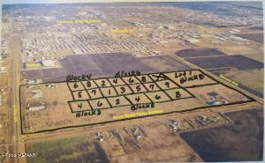 LOT 8 BLOCK 6 BRENNA TOWNSHIP, GRAND FORKS, ND 58203
