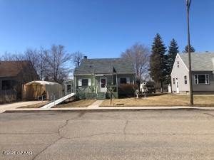 119 VETERANS Avenue S, PARK RIVER, ND 58270