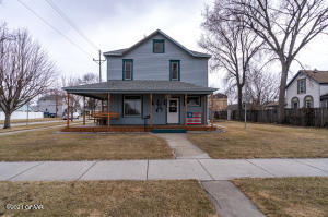 1103 UNIVERSITY Avenue, GRAND FORKS, ND 58203