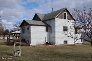 314 RAILROAD Avenue E, PARK RIVER, ND 58270