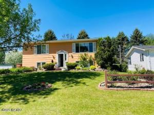 608 FRANKLIN AVE, LARIMORE, ND 58251