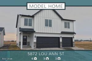 5872 LOU ANN Street, GRAND FORKS, ND 58201