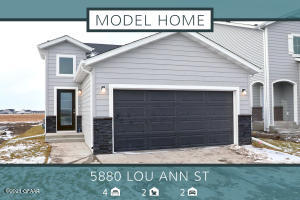 5880 LOU ANN Street, GRAND FORKS, ND 58201
