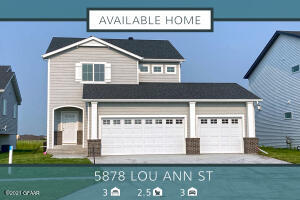 5878 LOU ANN, Grand Forks, ND 58201
