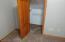 front bedrm closet door
