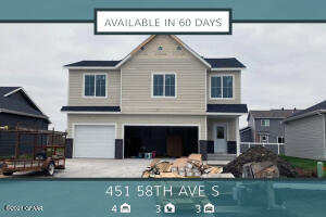 451 S 59TH, Grand Forks, ND 58201