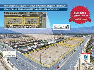 Property for sale at 0 Gerald Ford Drive, Palm Desert,  California 92211