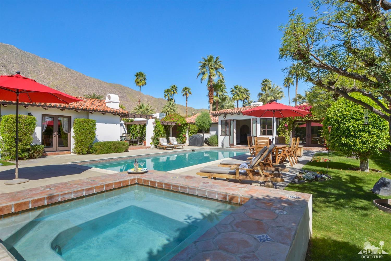 195 E Ocotillo Avenue Palm Springs Homes
