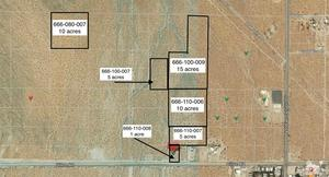 Property for sale at 45 Acres W Of Indian On Dillon Rd, Desert Hot Springs,  California 92240