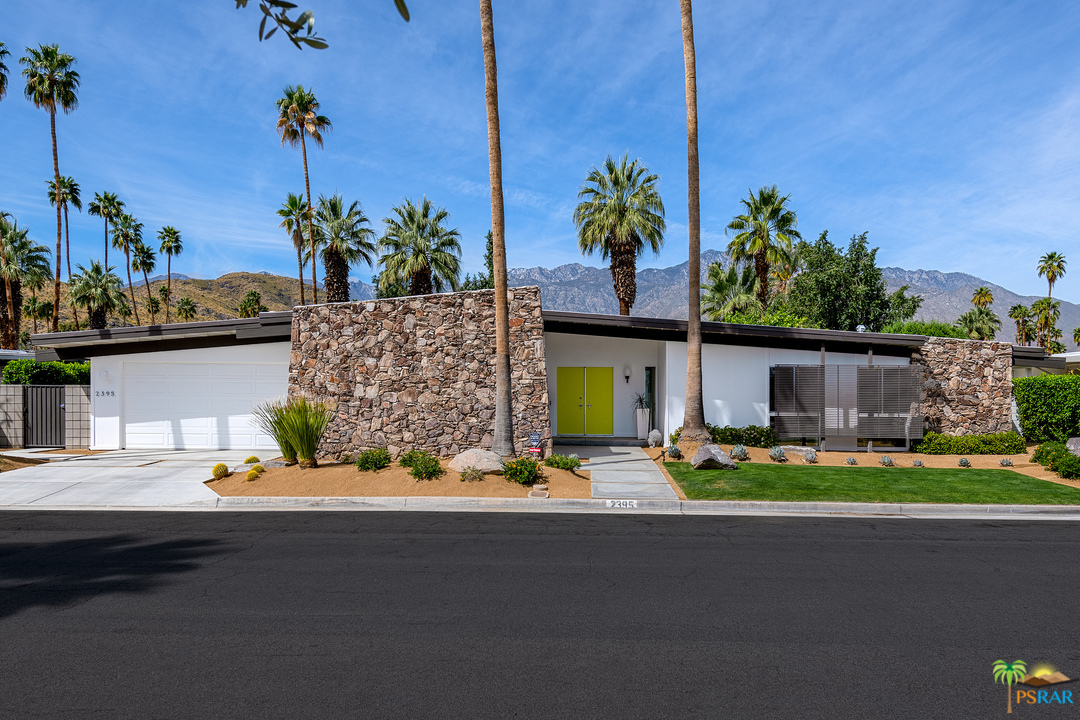 Image Number 1 for 2395 S PEBBLE BEACH Drive in Palm Springs
