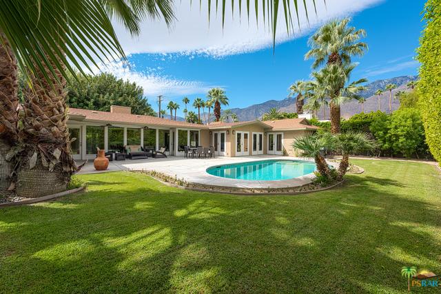 1650 E MESQUITE Avenue, Palm Springs, California 92264, 3 Bedrooms Bedrooms, ,2 BathroomsBathrooms,Residential,Sold,1650 E MESQUITE Avenue,17254560