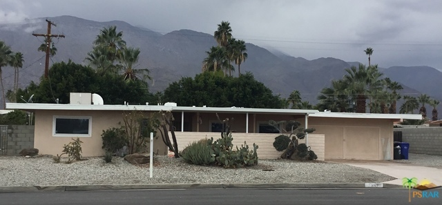 257 NW CERRITOS Drive, Palm Springs, California 92262, 3 Bedrooms Bedrooms, ,2 BathroomsBathrooms,Residential,Sold,257 NW CERRITOS Drive,18418030