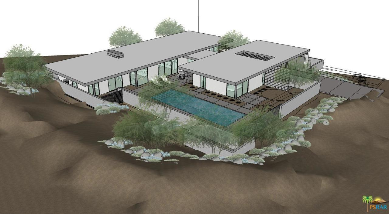 Image Number 1 for 2300 N Tuscan Road in Palm Springs