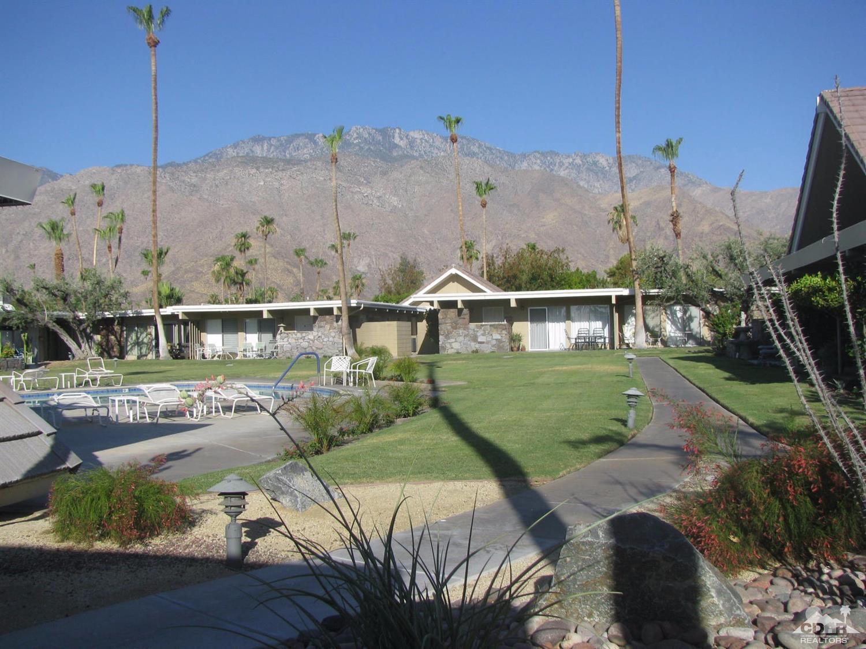 1733 E Tachevah Drive Palm Springs Homes