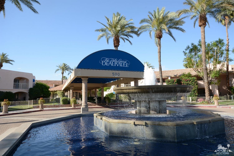 Deauville Condo Community In Palm Springs Condos