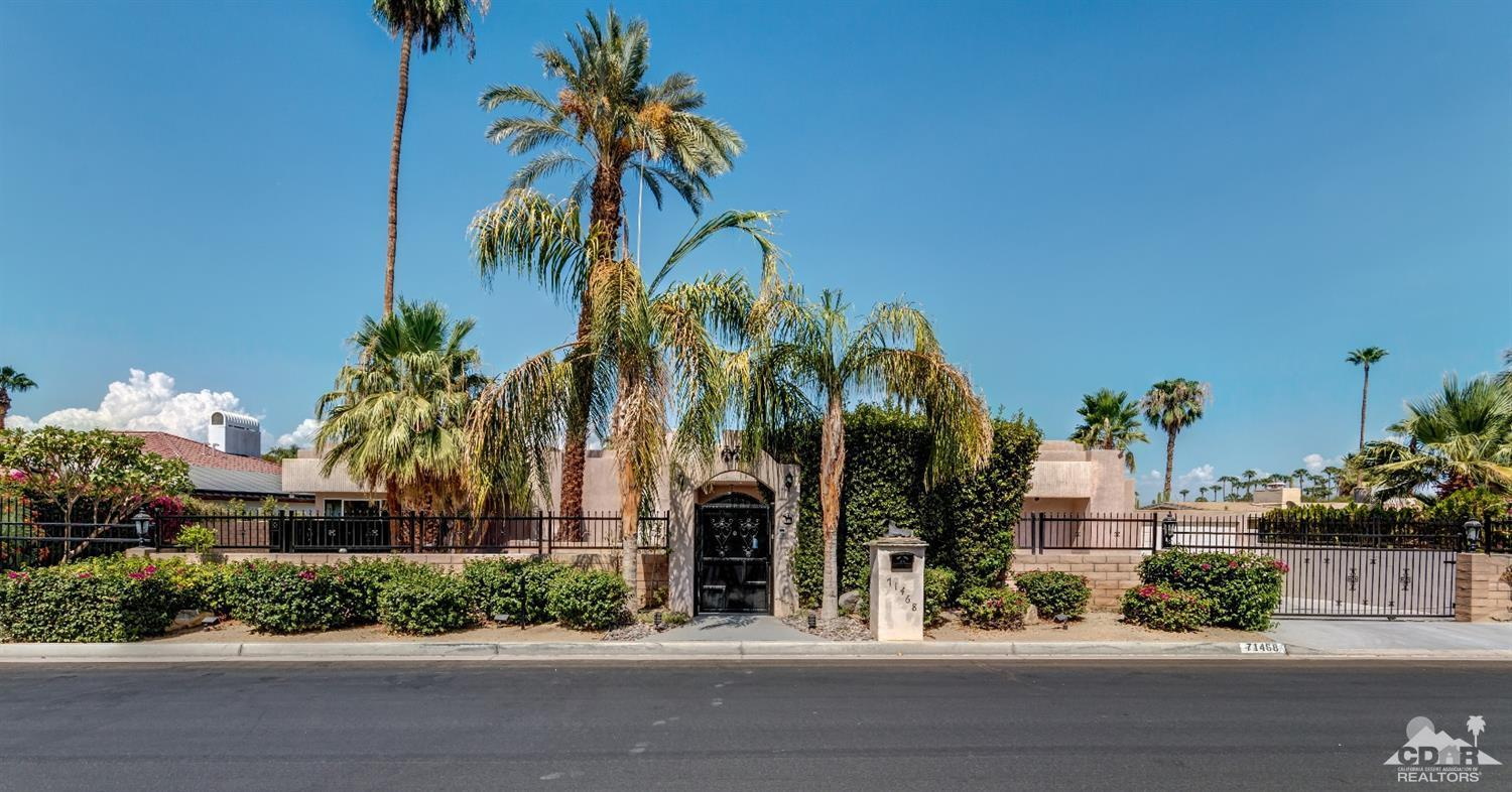 71468 Mirage Road Palm Springs Homes