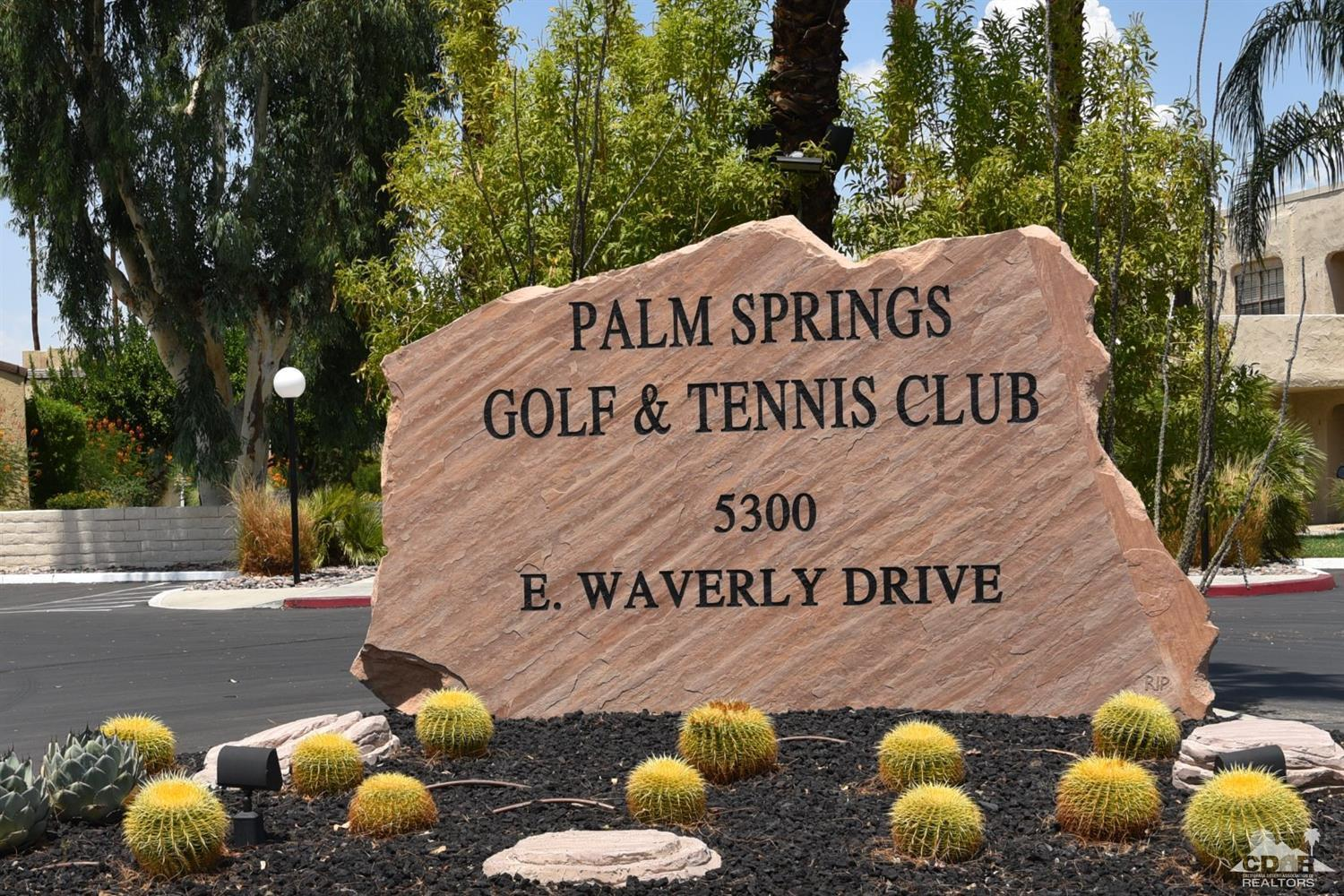 Palm Springs Golf and Tennis   Condo community in Palm Springs ...
