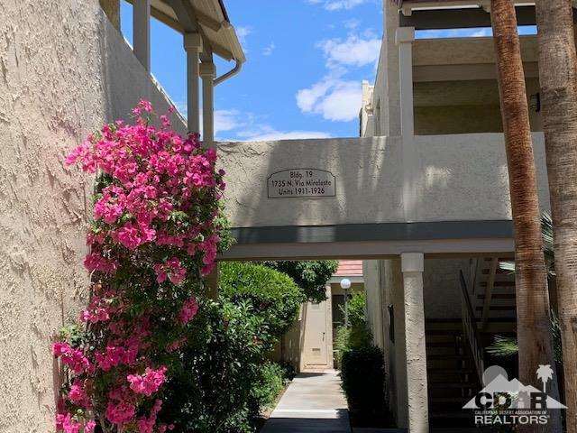 1735 N Via Miraleste, Palm Springs, California 92262, 1 Bedroom Bedrooms, ,1 BathroomBathrooms,Residential,Sold,1735 N Via Miraleste,219014789