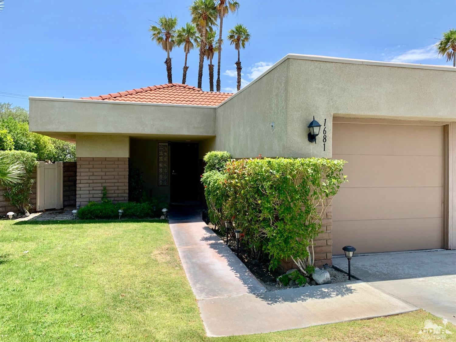 1681 Sunflower Court S, Palm Springs, California 92262, 3 Bedrooms Bedrooms, ,1 BathroomBathrooms,Residential,Sold,1681 Sunflower Court S,219015543