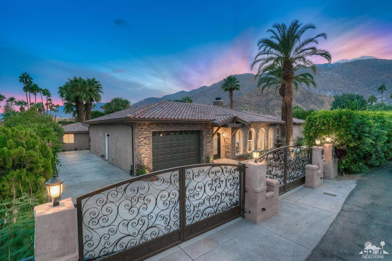 movie colony palm springs neighborhood homes for sale palm