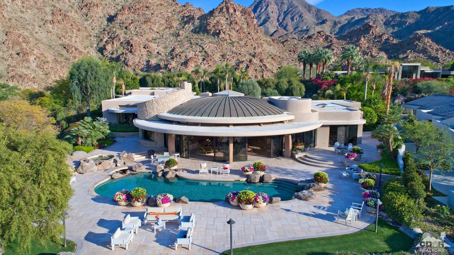 Palm Springs Architectural Properties For Sale Palm
