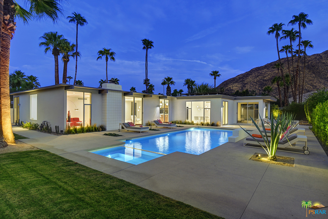 953 N Rose Avenue, Palm Springs, CA 92262