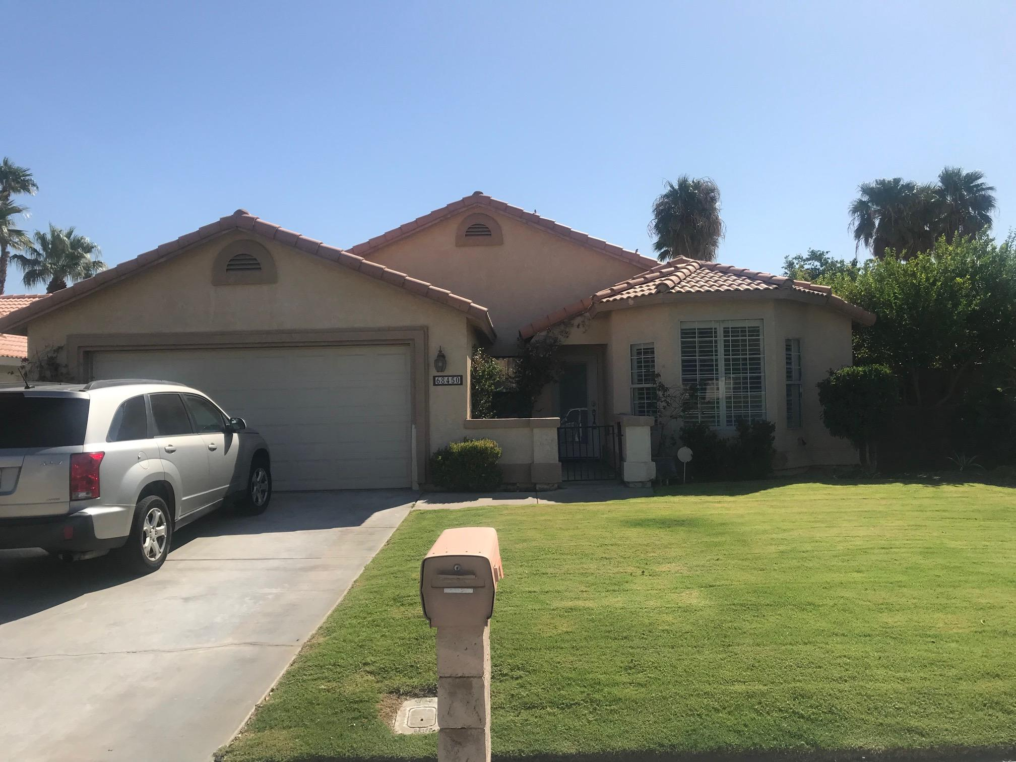 68450 Descanso Circle, Cathedral City, California 92234, 3 Bedrooms Bedrooms, ,2 BathroomsBathrooms,Residential,Sold,68450 Descanso Circle,219030233