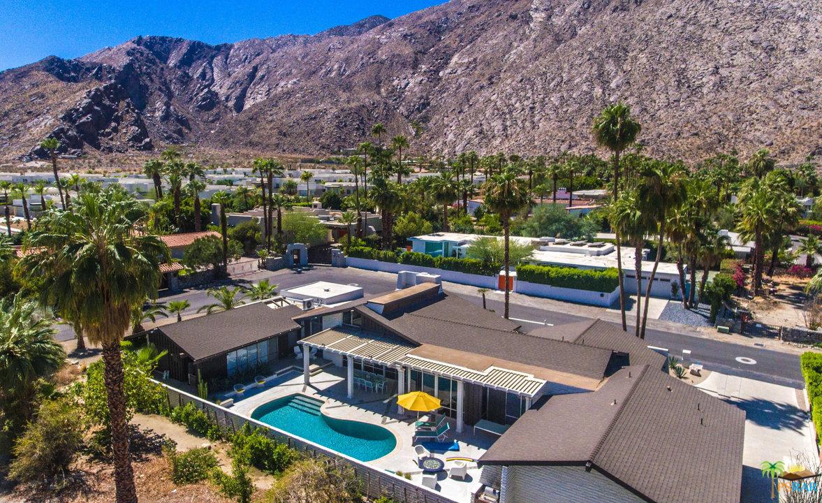 Photo of 450 S Monte Vista Drive, Palm Springs, CA 92262