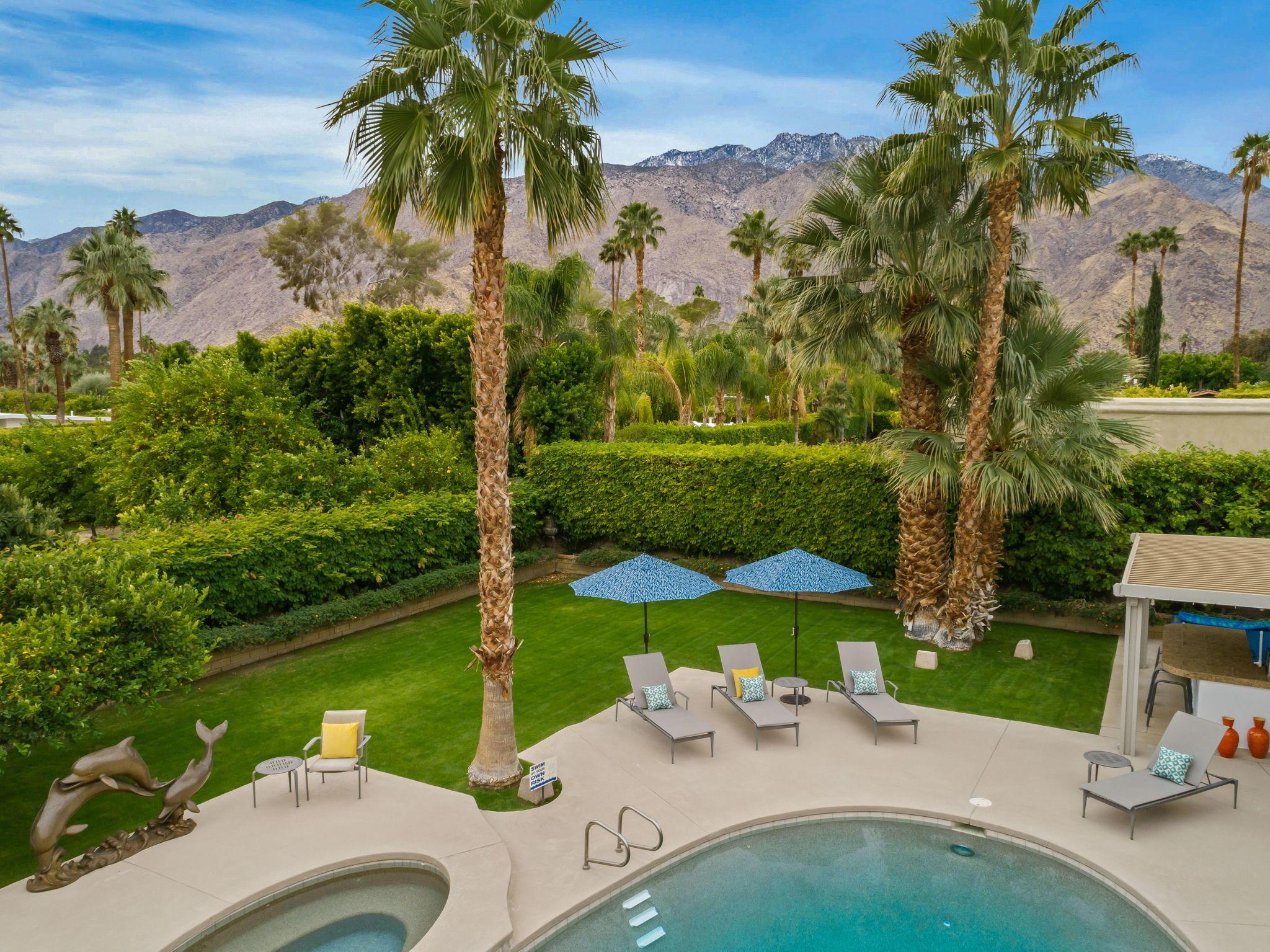 Photo of 887 E Mel Avenue, Palm Springs, CA 92262