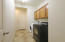 Laundry Room / Garage entry