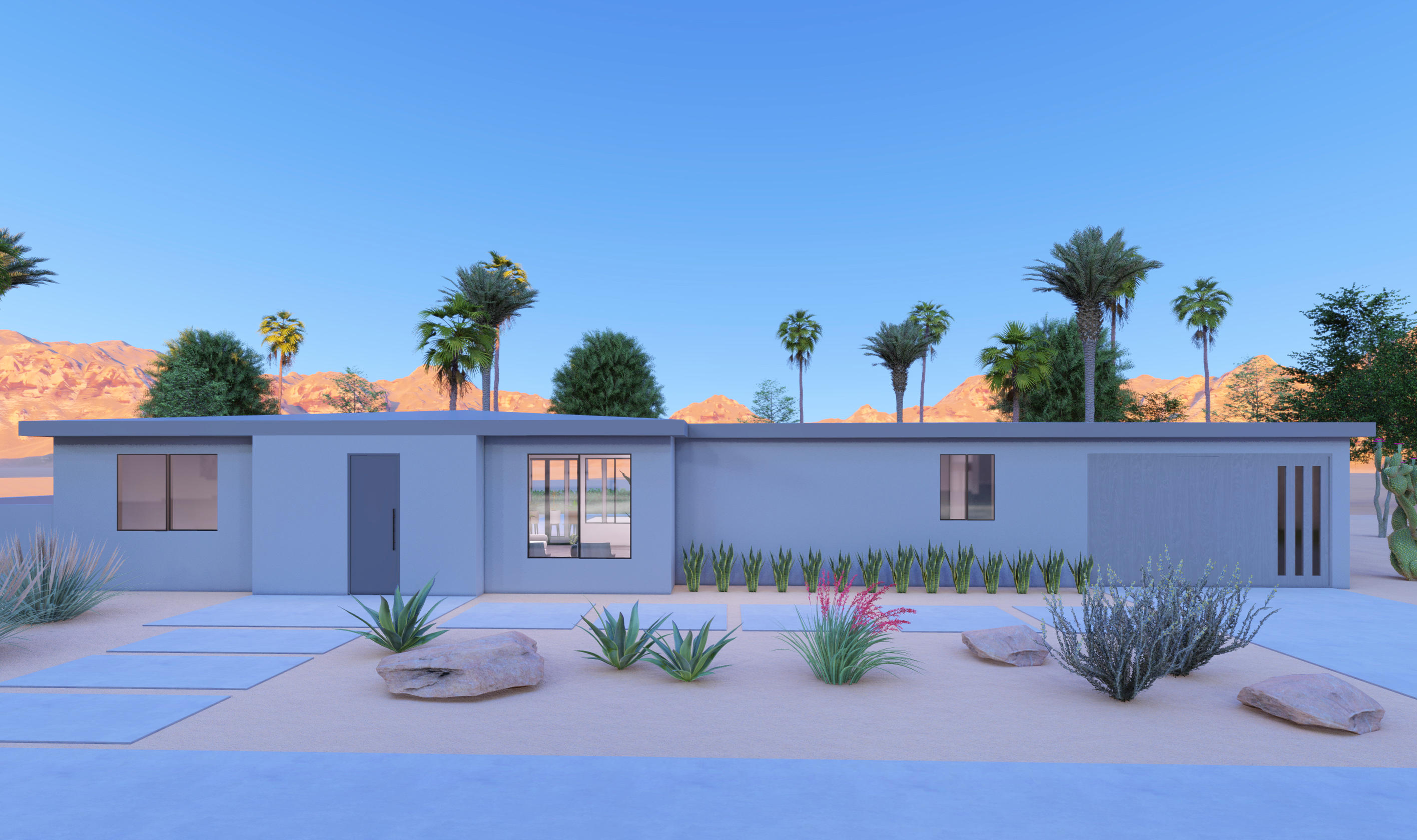 Photo of 1647 S Calle Marcus, Palm Springs, CA 92264