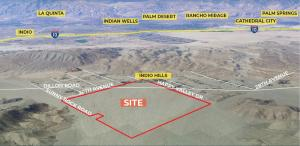 Property for sale at 0 Dillon St & Happy Valley Dr Road, Desert Hot Springs,  California 92241