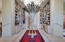 Grande Double Entry Foyer with Custom Built-in Library