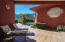 Covered Large Breezeway with Spectacular Mt Views