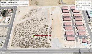 Property for sale at 0 N Verbena Street, Desert Hot Springs,  California 92240