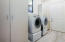 Separate Laundry Room with Lg sink & Extra Storage
