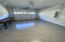 Oversized Garage with New Epoxy Floor - Tankless Water Heater.