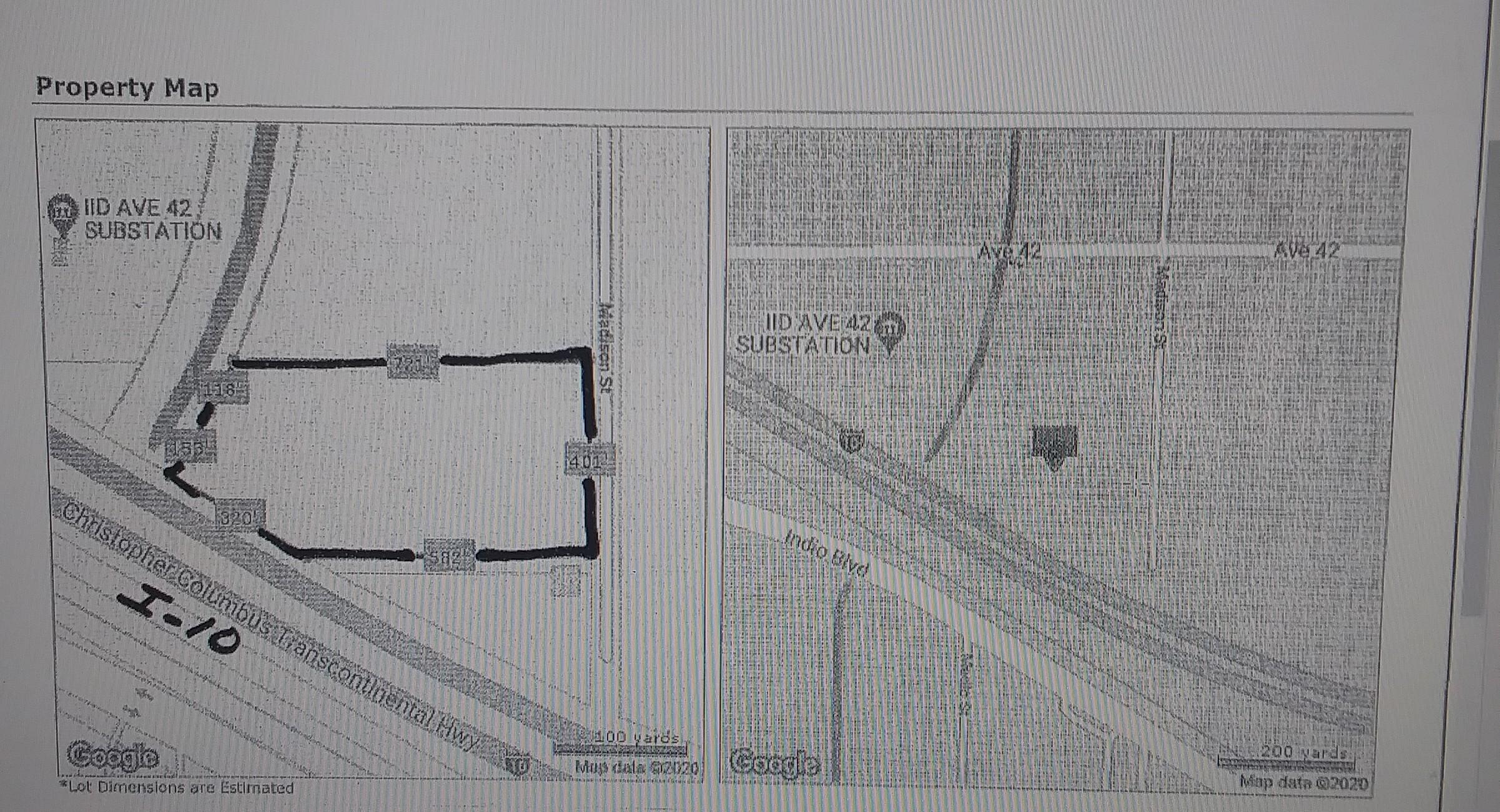 Photo of I-10 Avenue 42, Indio, CA 92203