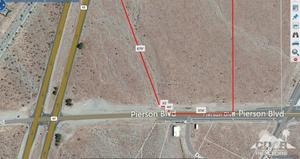 Property for sale at 30 Acres Pierson & Hwy 62, Desert Hot Springs,  California 92240