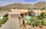 Santa Fe style stunner with saltwater pool and mountain views