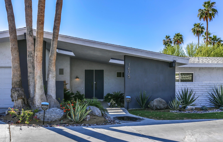 Photo of 1675 S La Verne Way, Palm Springs, CA 92264