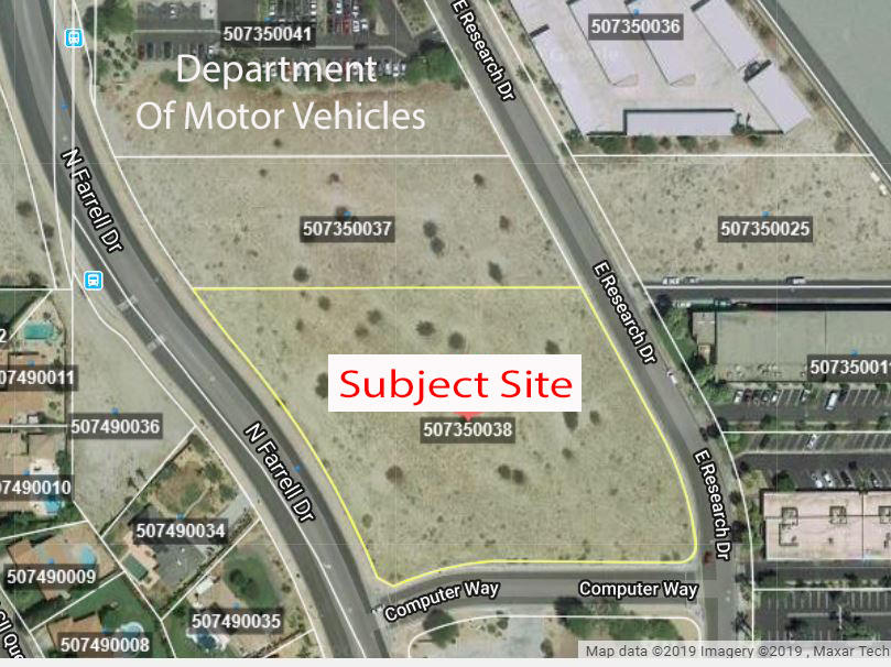Photo of S Farrell Drive, Palm Springs, CA 92264