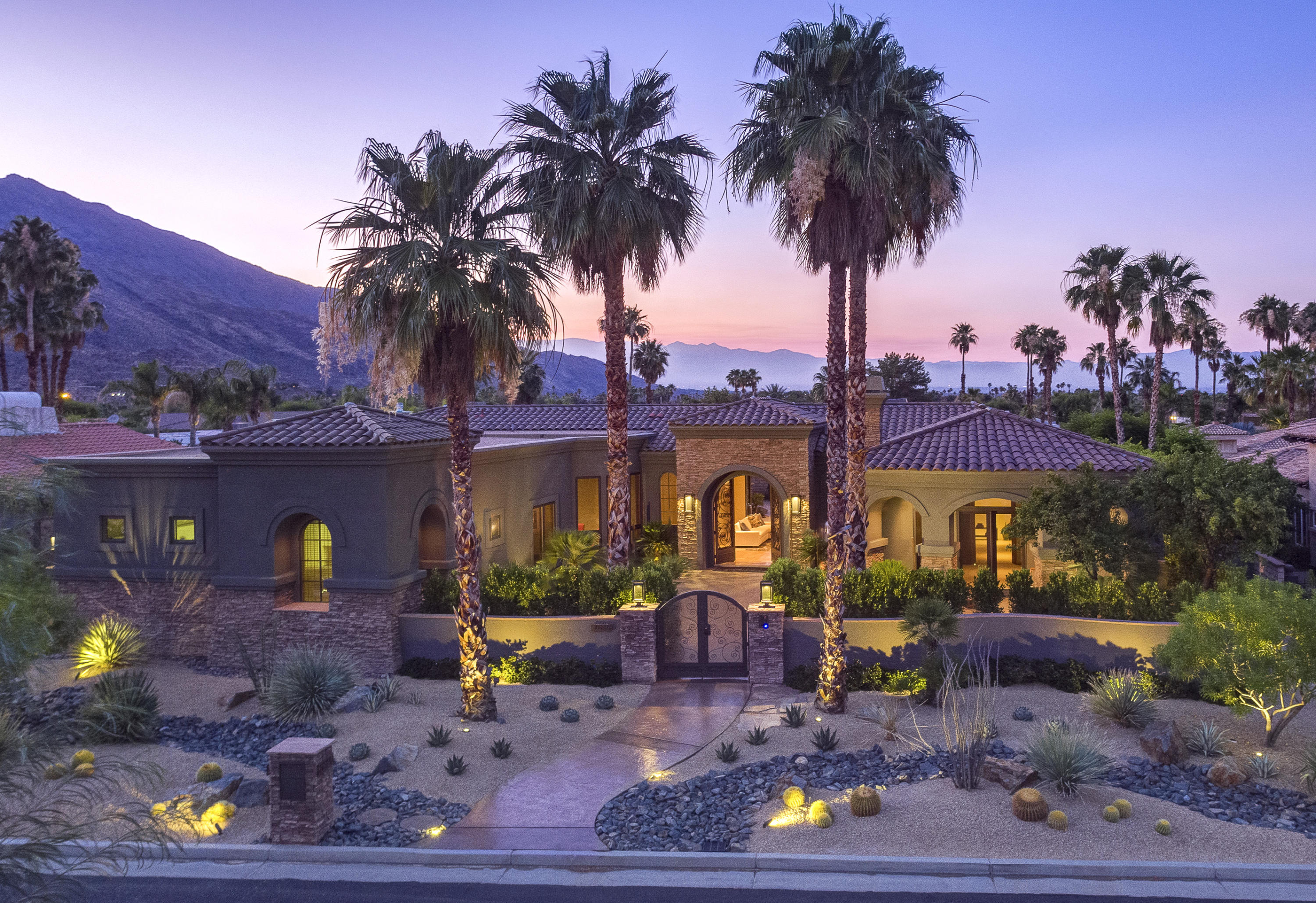 Photo of 1014 Andreas Palms Drive, Palm Springs, CA 92264
