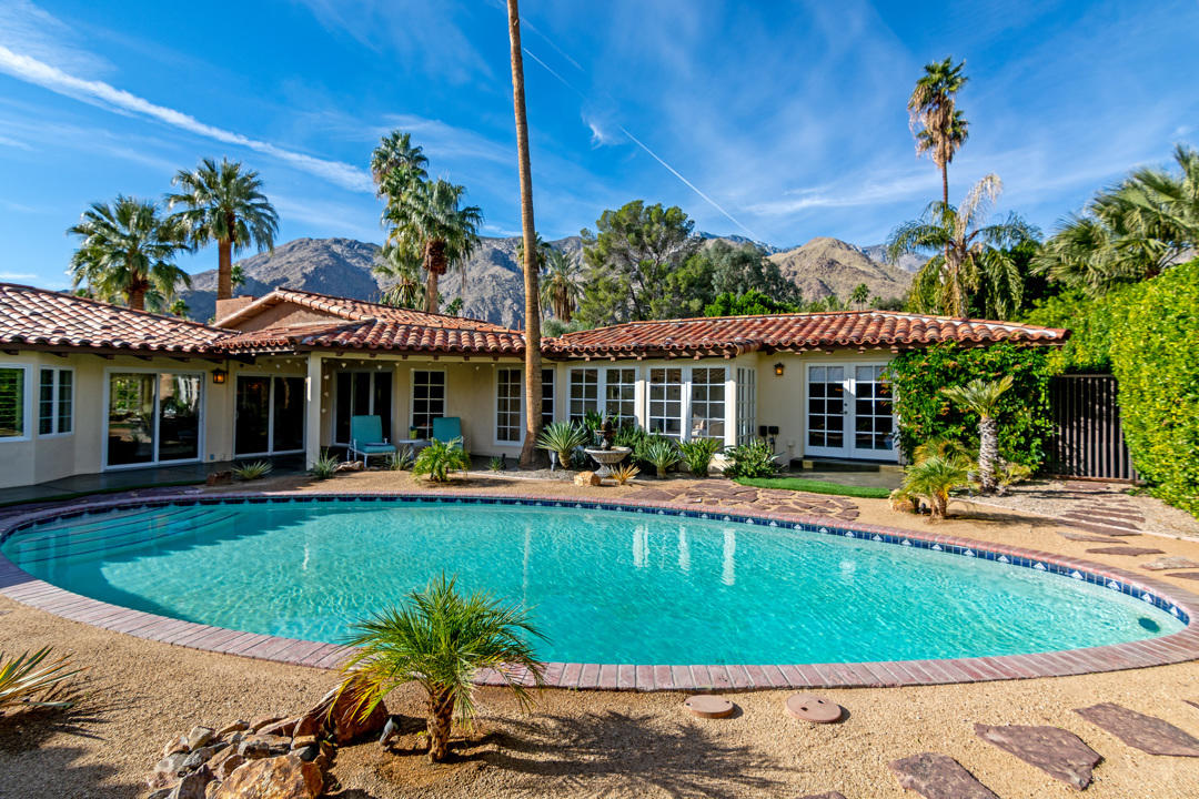 Photo of 354 W Stevens Road, Palm Springs, CA 92262